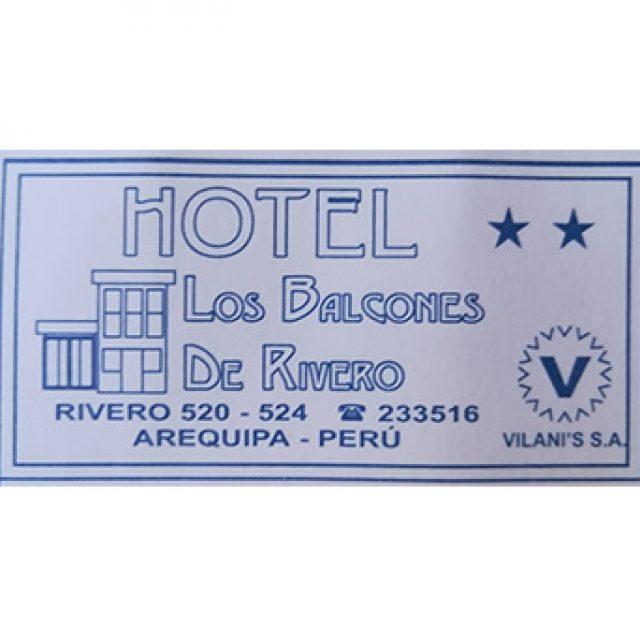 LOS BALCONES DE RIVERO **
