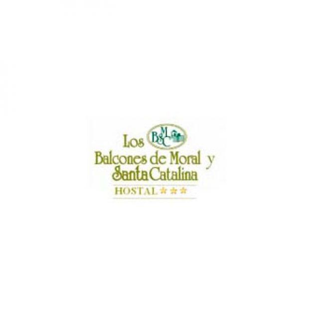 LOS BALCONES DE MORAL Y SANTA CATALINA ***