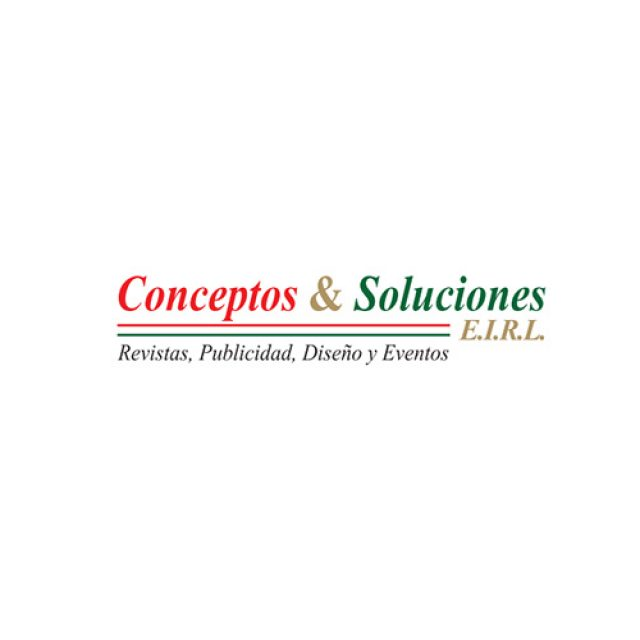 CONCEPTOS & SOLUCIONES
